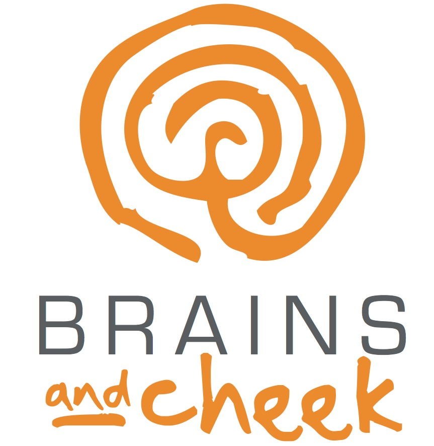 brains and cheeck