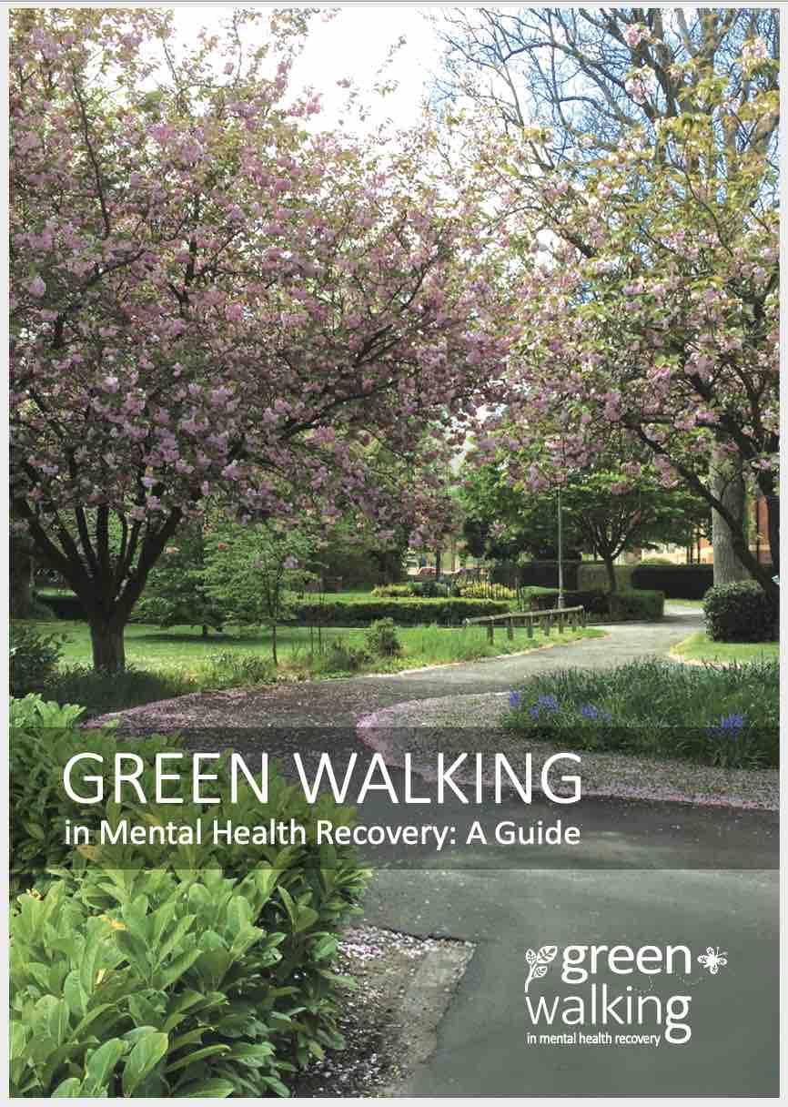 green walking guide