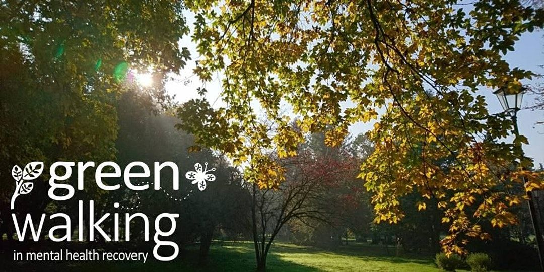 guide for green walking in mental health recovery