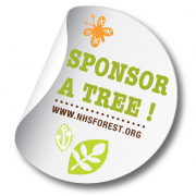Sponsor a tree on NHSForest.org