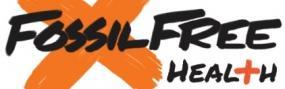 Fossil Free health