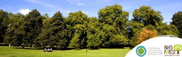 Green space for health