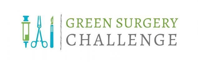 green surgery challenge website banner