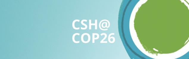 CSH@COP26