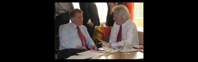 Sir Mike Richards & Sir Muir Gray, 5.3.2010