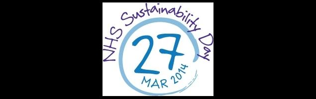 NHS sustainability Day 14