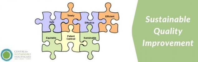 Sustainable Quality Improvement