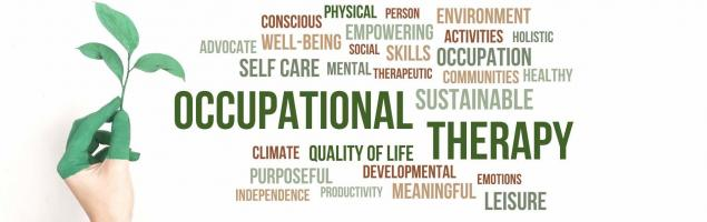 Occupational Therapy definitions wordplay