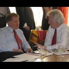 Sir Mike Richards & Sir Muir Gray, 5.3.2010