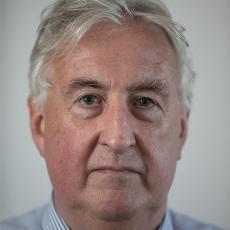 Photograph of Paul Batchelor